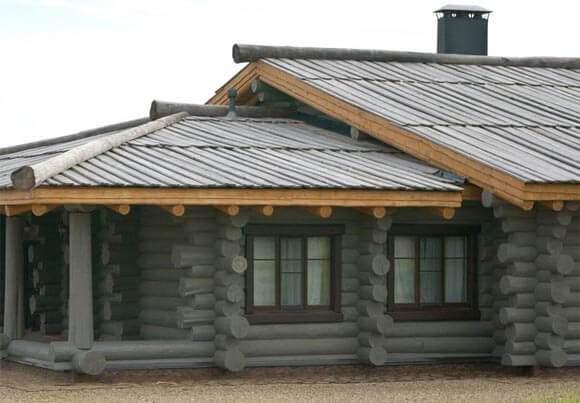 Что значит тесовая крыша