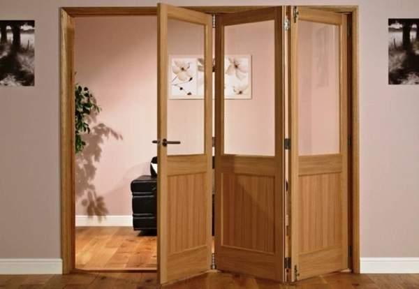Картинки по запросу Двери «гармошка» – надежность, прочность и долговечность