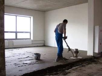 Гэсн стяжка из цементного раствора вид добавок в бетон
